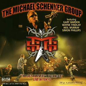 The 30th anniversary concert-Live in Tokyo - M.S.G. (Michael Schenker group)