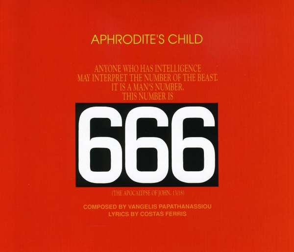 666 - APHRODITE'S CHILD