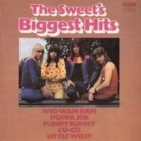 The Sweet's biggest hits - SWEET