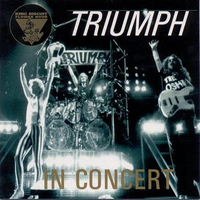 Triumph in concert-King Biscuit flower hour - TRIUMPH