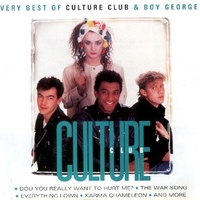 Very best of Culture club & Boy George - CULTURE CLUB