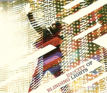 City of blinding lights (3 tracks) - U2