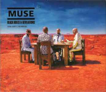 Black holes & revelations - MUSE