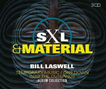Temporary music \ One down \ Into the outlands - MATERIAL \ BILL LASWELL