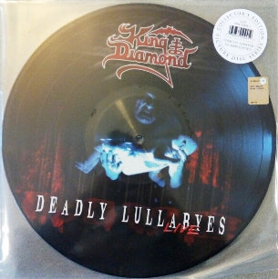 Deadly lullabyes live - KING DIAMOND