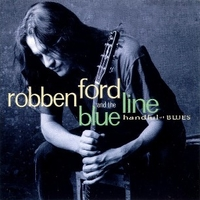 Handful of blues - ROBBEN FORD