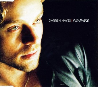 Insatiable (1 track) - DARREN HAYES