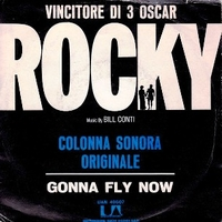 Gonna fly now \ Reflections - BILL CONTI