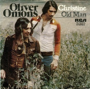 Christine \ Old man - OLIVER ONIONS