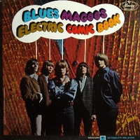 Electric comic book - BLUES MAGOOS
