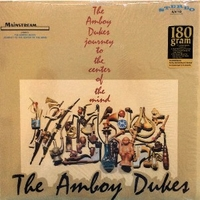 Journey to the centre of the mind - AMBOY DUKES