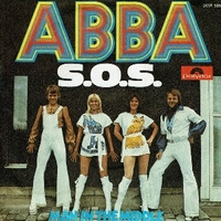 S.o.s. \ Man in the middle - ABBA