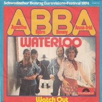 Waterloo \ Watch out - ABBA