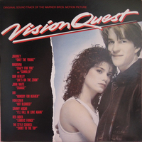 Vision quest (o.s.t.) - MADONNA \ JOURNEY \ JOHN WAITE \ various