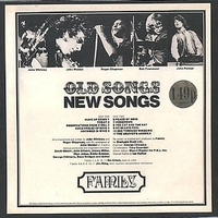 Old songs new songs - FAMILY