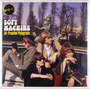 Jet-propelled photographs - SOFT MACHINE