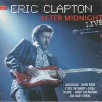 After midnight live - ERIC CLAPTON