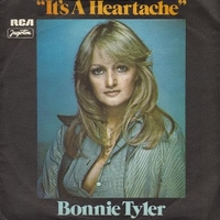 It's a heartache \ Got so used to lovin'you - BONNIE TYLER