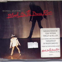 Blood on the dance floor (4 tracks) - MICHAEL JACKSON