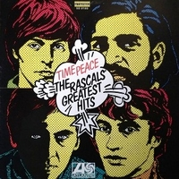 Time piece - The Rascals' greatest hits - RASCALS