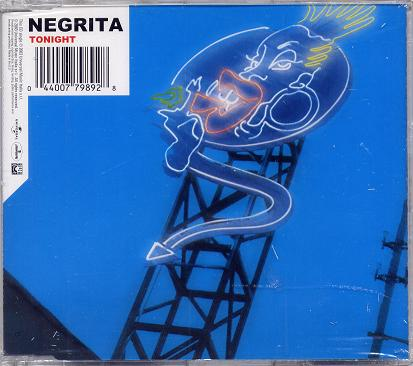 Tonight (2 tracks) - NEGRITA