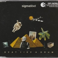 Beat like a drum (2 tracks) - SIGMATIBET