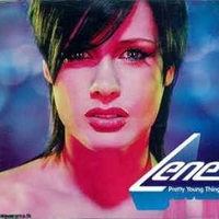Pretty young thing (radio edit) (1 track) - LENE