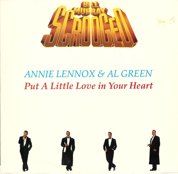 Put a little love in your heart - ANNIE LENNOX \ AL GREEN