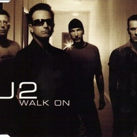 Walk on  CD2 (3 tracks) - U2