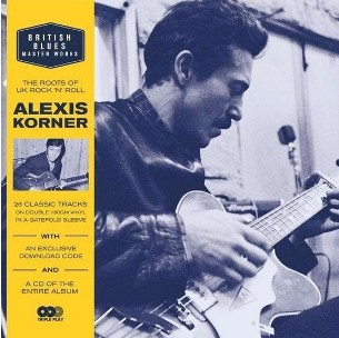 British blues master works - ALEXIS KORNER