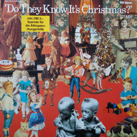 Do they know it's Christmas? - BAND AID