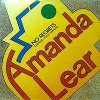 No regrets (ext.vocal vers.) - AMANDA LEAR
