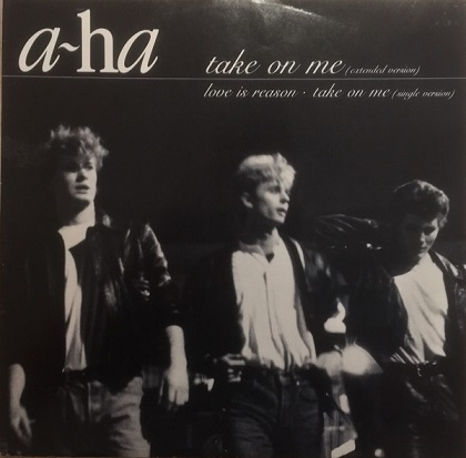 Take on me (ext.vers.) - A-HA
