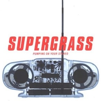 Pumping on your stereo (4 tracks) - SUPERGRASS