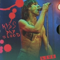 Kiss my blood - LIve à l'Olympia - IGGY POP