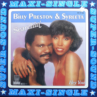 Searchin' - BILLY PRESTON & SYREETA