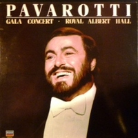 Gala concert-Royal Albert Hall - LUCIANO PAVAROTTI