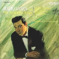 Mario Lanza sings his favourite arias - MARIO LANZA