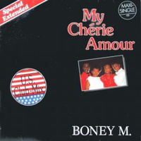 My cherie amour (spec.ext.) - BONEY M