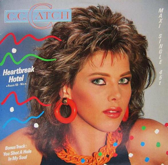 Heartbreak hotel (room 69 mix) - C.C.CATCH
