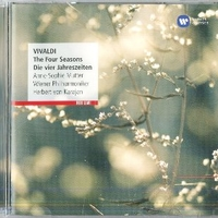 The four seasons - Antonio VIVALDI (Herbert Von Karajan Herbert, Anne-Sophie Mutter)