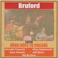 Rock goes to college - BBC - Annette Peacock \ Allan Holdsworth \ Dave Stewart \ Jeff Berlin \ Bill Bruford