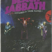 Live...gathered in their masses - BLACK SABBATH