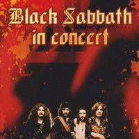 In concert - BLACK SABBATH