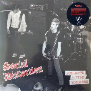 Pooshboy's little monsters (RSD 2019) - SOCIAL DISTORTION