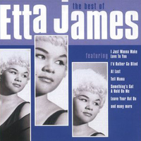 The best of Etta James - ETTA JAMES