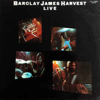 Live - BARCLAY JAMES HARVEST