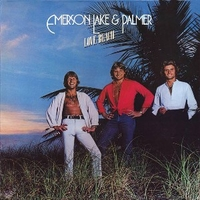 Love beach - EMERSON LAKE & PALMER