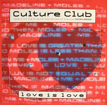 Love is love - CULTURE CLUB