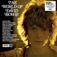 The world of David Bowie (RSD 2019) - DAVID BOWIE